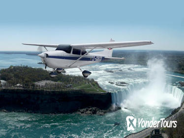 Air Taxi and Tour from Niagara - Toronto Including Ground Transport from Niagara Hotels