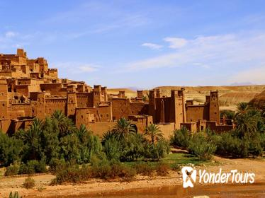 Ait-Ben-Haddou and Ouarzazate Private Guided Day Trip from Marrakech