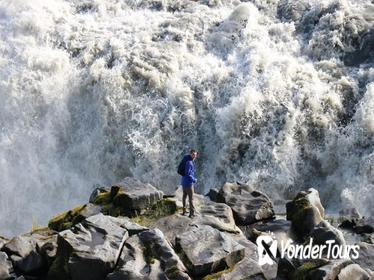 Akureyri North Iceland Waterfalls and Nature Baths Small-Group Tour