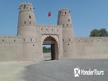 Al Ain city private tour with car and driver