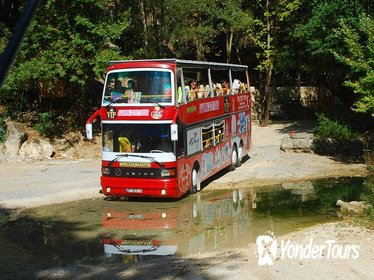 Alanya Full Day City Sightseeing Tour with Lunch at Dimcay River