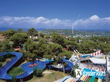 Alanya Waterplanet Aquapark Entrance Ticket