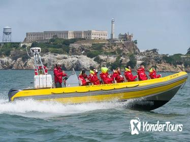 Alcatraz and San Francisco Bay Adventure Sightseeing Cruise