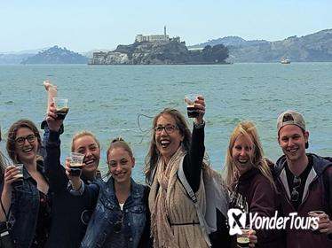 Alcatraz and Walking Craft Beer Combo Tour