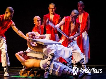All Inclusive Beijing City Highlights Private Day Tour with VIP Kungfu Show
