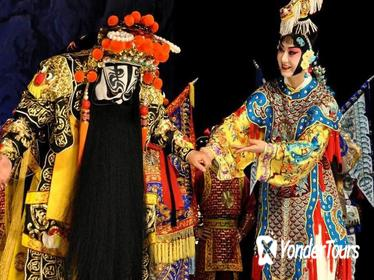 All Inclusive Beijing City Highlights Private Tour with VIP Peking Opera Show