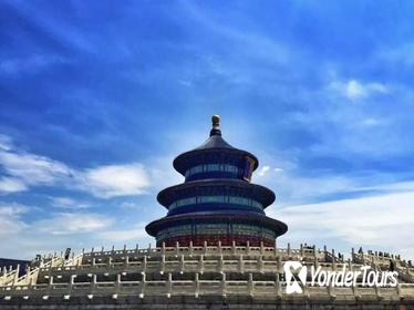 All Inclusive Private City Tour: Temple of Heaven, Beijing Zoo and Boating at Summer Palace