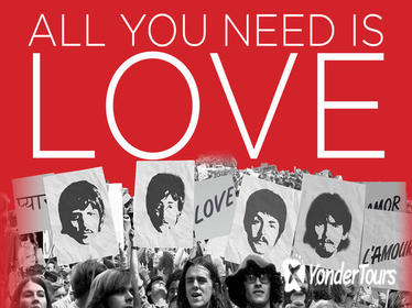All You Need Is Love at the Sydney Opera House