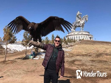 Altai Mountains and Kazakh Eagle Hunter - 15 days
