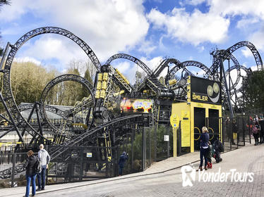 Alton Towers Resort 2 Day Admission