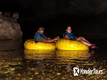 Altun Ha Cave Tubing and Zip line Tours from Belize City