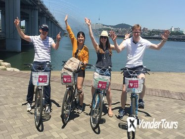 Amazing Hanriver Bike Ride Tour