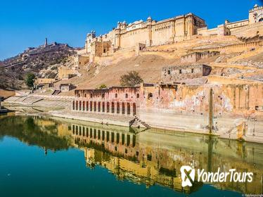 Amber Fort Jaipur , Admission Ticket with Optional Transfers