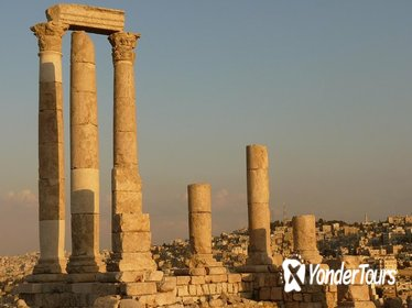Amman Historical Day Tour (Lunch & Dessert Included)