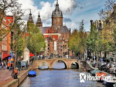 Amsterdam Layover Tour: Private City Sightseeing with Round-Trip Airport Transfer