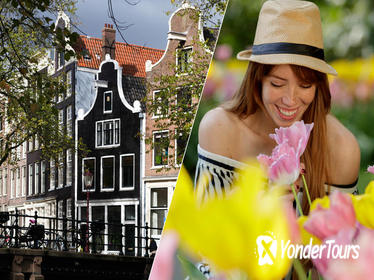 Amsterdam Super Saver: Keukenhof Gardens Day Trip plus Amsterdam City Tour