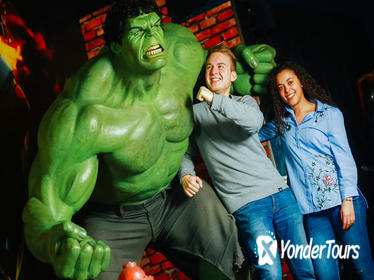 Amsterdam Super Saver: Madame Tussauds & The Amsterdam Dungeon Combo Ticket