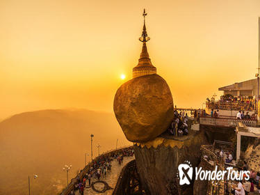 An Ancient Wonder of Kyaikhtiyo Pagoda 2D1N Tour (The Golden Rock)