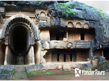 Ancient Buddhist caves tour in Lonavla from Mumbai