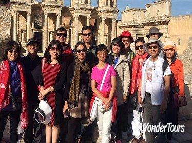 Ancient Ephesus Tour from Istanbul