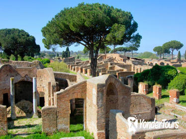Ancient Ostia Small-Group Day Trip from Rome