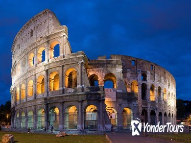 Ancient Rome and Colosseum Private Tour with Underground Chambers and Arena