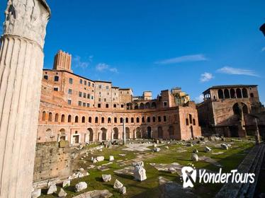 Ancient Rome Archaeological Discovery Tour Including entrance tickets to the Colosseum