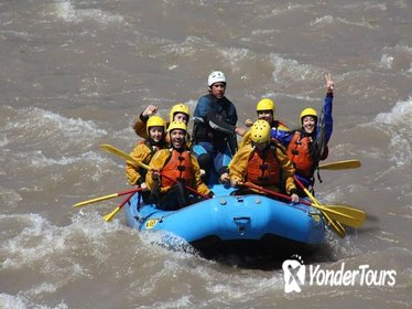 Andes Whitewater Rafting Adventure plus Winery Tour and Tasting