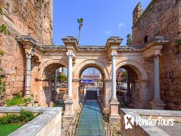 Antalya Excursion with Aquarium Visit, Walking Tour, Duden Waterfalls