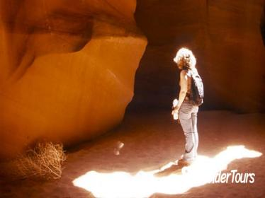 Antelope Canyon and Glen Canyon Scenic Tour