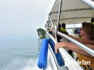 Ao Nang to Koh Yao Yai by Green Planet Speed Boat