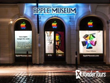 Apple Museum in Prague Entrance Ticket