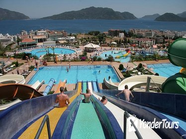 Aquadream Water Park in Marmaris