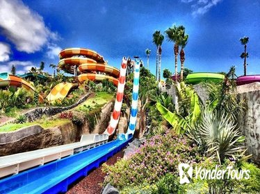 Aqualand Costa Adeje Entrance Ticket in Tenerife
