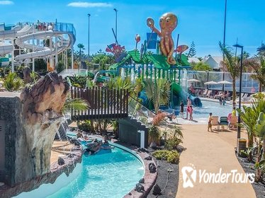 Aqualava Waterpark Lanzarote Entrance Ticket