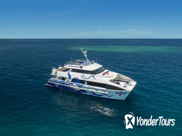 AquaQuest Great Barrier Reef Diving and Snorkeling Cruise from Port Douglas