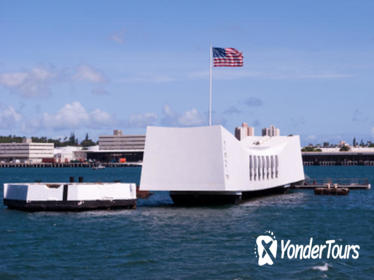 Arizona Memorial, Pearl Harbor and Punchbowl Sightseeing Tour