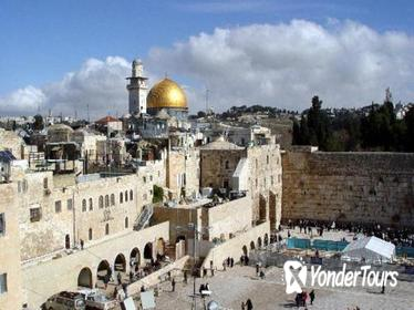 Ashdod Shore Excursion: Private Jerusalem Tour Including Western Wall