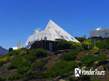 Astronomic Small-Group Tour on Tenerife Teide Observatory