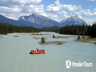Athabasca River Scenic Float Trip