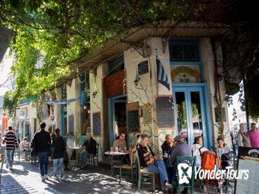 Athens Food and City Private Walking Tour