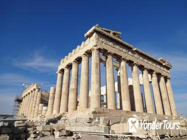 Athens Full Day Tour with Lunch