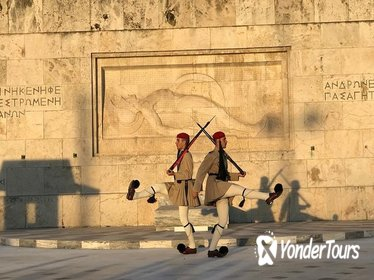 Athens Half-Day Grand Sightseeing Electric Bike Tour