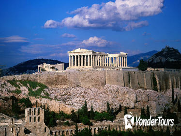 Athens Half-Day Sightseeing Self-Guided Tour