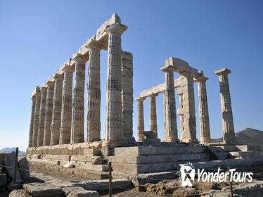 Athens Shore Excursion: Private City Tour and Cape Sounion Trip