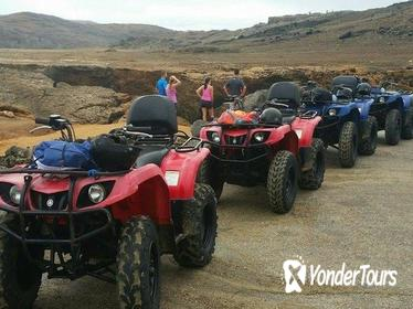 ATV Off-Road Tour and Natural Pool Snorkeling