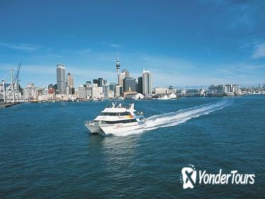 Auckland Shore Excursion: City Sightseeing, Harbour Cruise and Waiheke Island Wine Tasting