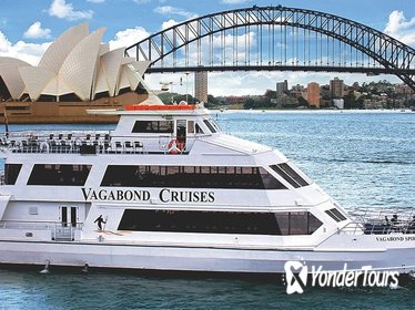 Australia Day Dinner and Fireworks Cruise on Sydney Harbour