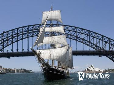 Australia Day Tall Ship Cruises on Sydney Harbour