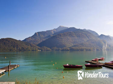 Austrian Lakes and Mountains: Salzburg Sightseeing Tour